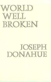 Cover of: World well broken
