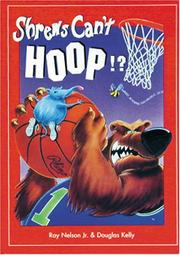 Cover of: Shrews can't hoop!? | Nelson, Ray