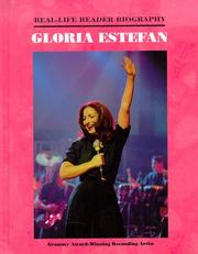 Cover of: Gloria Estefan