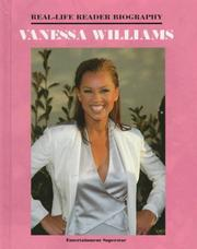 Cover of: Vanessa Williams