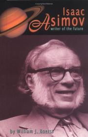 Cover of: Isaac Asimov