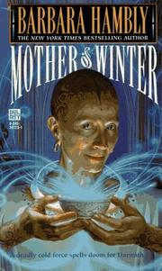 Cover of: Mother of Winter (Darwath) | Barbara Hambly