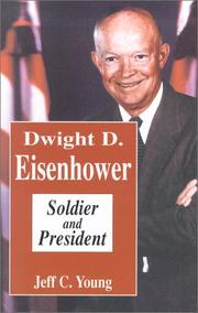 Cover of: Dwight D. Eisenhower | Jeff C. Young
