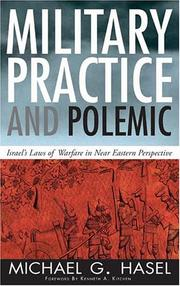 Cover of: Military practice and polemic