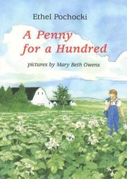 Cover of: A Penny for a Hundred | Ethel Pochocki