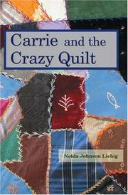 Cover of: Carrie and the crazy quilt
