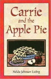 Cover of: Carrie and the apple pie