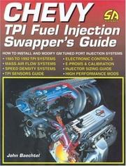 Cover of: Chevy TPI fuel injection swapper's guide