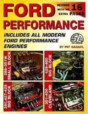 Cover of: Ford Performance (Ford)