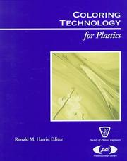 Cover of: Coloring technology for plastics