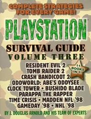 Cover of: PlayStation survival guide