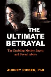 Cover of: The Ultimate Betrayal