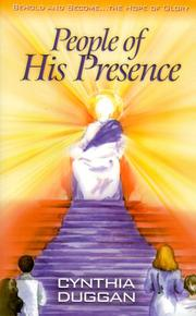 Cover of: People of His presence