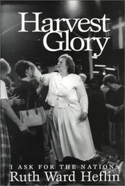Cover of: Harvest glory