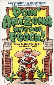 Doin' Arizona with your pooch! by Eileen Barish