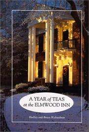 Cover of: Year of Teas at the Elmwood Inn | Shelley Richardson