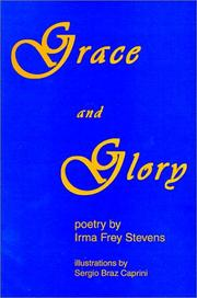 Cover of: Grace and glory