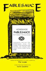 Cover of: Fablesauce