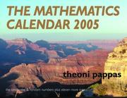 Cover of: The Mathematics Calendar 2005 | Sherman K. Stein