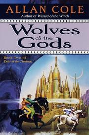 Cover of: Wolves of the gods | Allan Cole