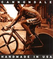 Cover of: Cannondale