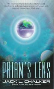 Cover of: Priam's Lens