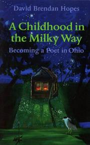 Cover of: A childhood in the Milky Way