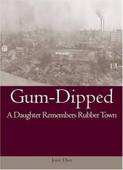 Cover of: Gum-dipped