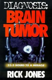Cover of: Diagnosis: brain tumor