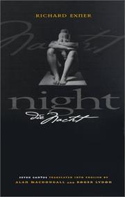 Cover of: Night | Richard Exner