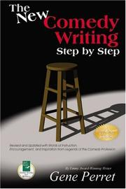 Cover of: The New Comedy Writing Step by Step
