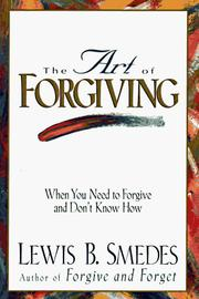 Cover of: Art of Forgiving