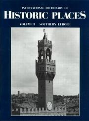 Cover of: Southern Europe