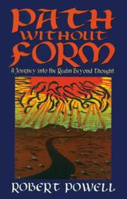 Cover of: Path without form