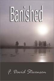 Cover of: Banished | F. David Stevenson
