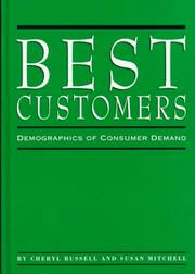 Cover of: Best customers | Cheryl Russell