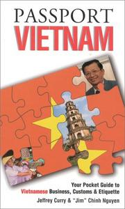 Cover of: Passport Vietnam