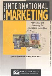 Cover of: A Short Course in International Marketing