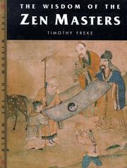 Cover of: The wisdom of the Zen masters