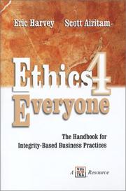 Cover of: Ethics4Everyone | Eric Harvey