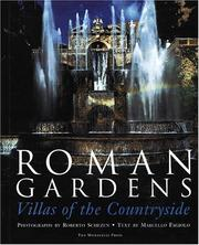 Cover of: Roman gardens: villas of the city
