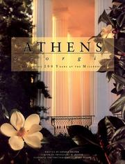 Cover of: Athens, Georgia