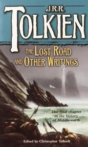 Cover of: The Lost Road and Other Writings (The History of Middle-Earth, Vol. 5)