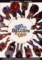 Cover of: Open To Outcome | Micah Jacobson