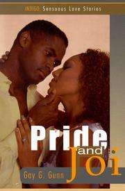 Cover of: Pride and Joi (Indigo: Sensuous Love Stories)