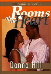 Cover of: Rooms of the Heart | Donna Hill