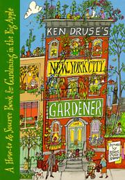 Cover of: Ken Druse