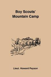 Boy Scouts Mountain Camp