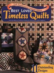 Best Loved Timeless Quilts by
