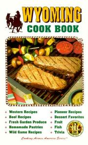 Cover of: Wyoming Cookbook | Karin Wade
